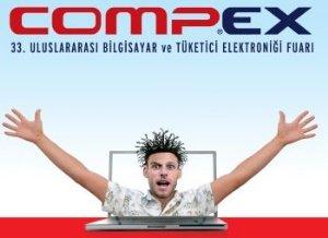 Compex 2012: 37.Uluslararası Bilgisayar ve Tüketici Elektroniği Fuarı