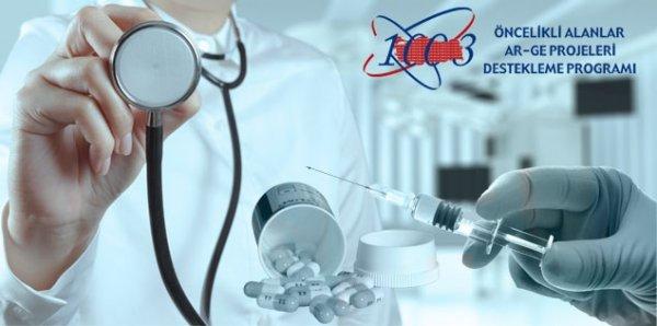 """Sağlık Teknolojilerine Yönelik """"Yeni İlaç Geliştirilmesi"""" Çağrısı"""